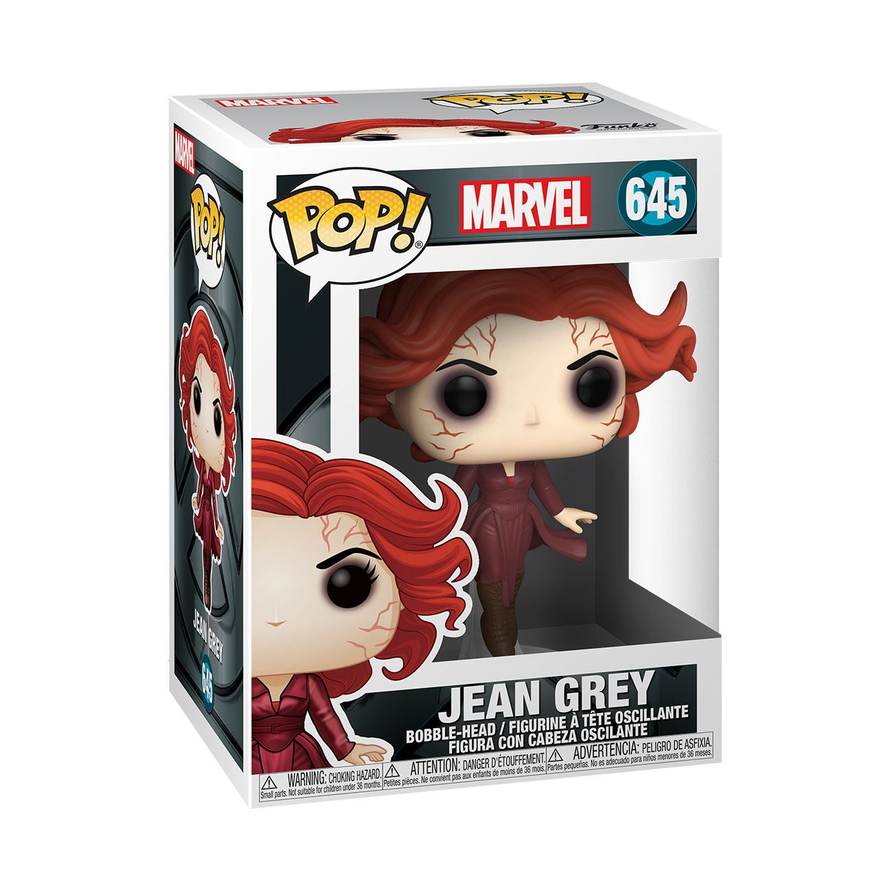 Marvel: X-Men 20th Anniversary - Jean Grey #645 (POŠKOZENÝ BOX)