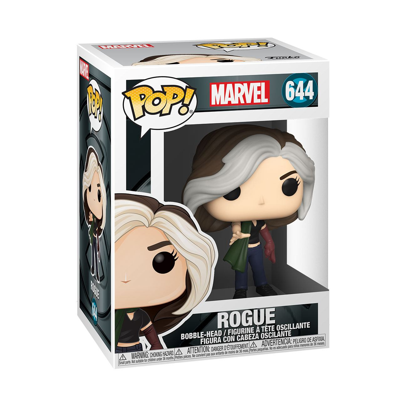 Marvel: X-Men 20th Anniversary - Rogue #644 (POŠKOZENÝ BOX)