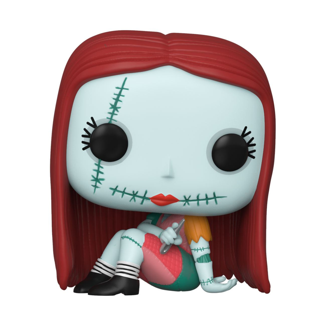 Nightmare Before Christmas - Sally Sewing #806 (PŘEDOBJEDNÁVKA)