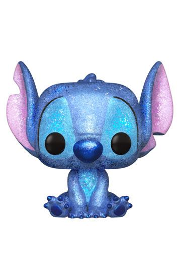 Disney - Stitch (Diamond Glitter) #159