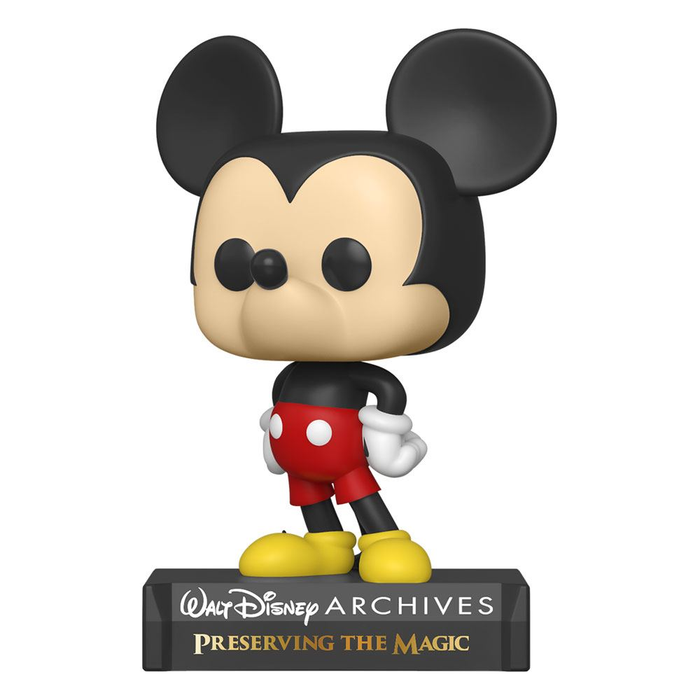 Mickey Mouse - Mickey Mouse #801