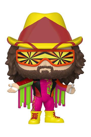 Wrestling WWE - Macho Man Randy Savage #79