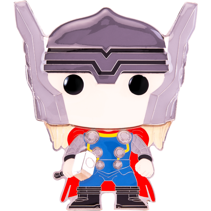 Enamel PIN: Marvel - Thor #03