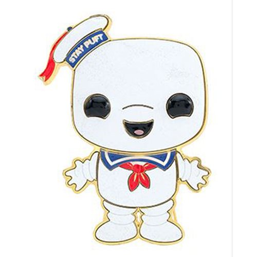 Enamel PIN: Ghostbusters - Stay Puft #04