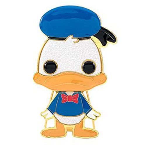 Enamel PIN: Disney - Donald Duck #03