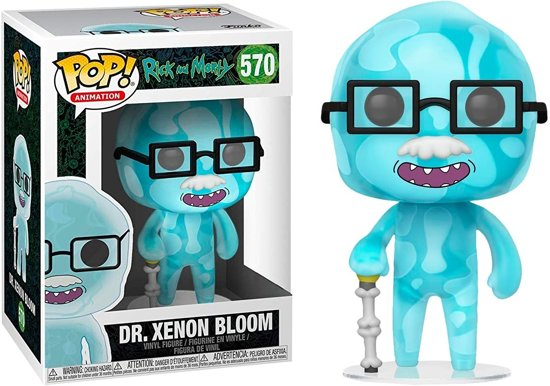 Rick and Morty S6 - Dr. Xenon Bloom #570