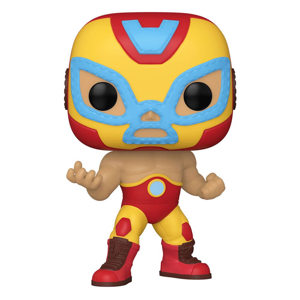 Marvel: Lucha Libre Edition - El Héroe Invicto (Iron Man) #709