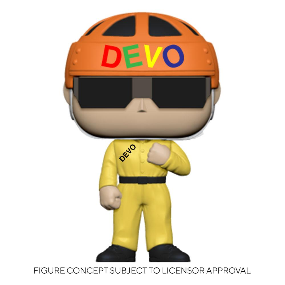 Devo - Satisfaction (Yellow Suit) (PŘEDOBJEDNÁVKA)