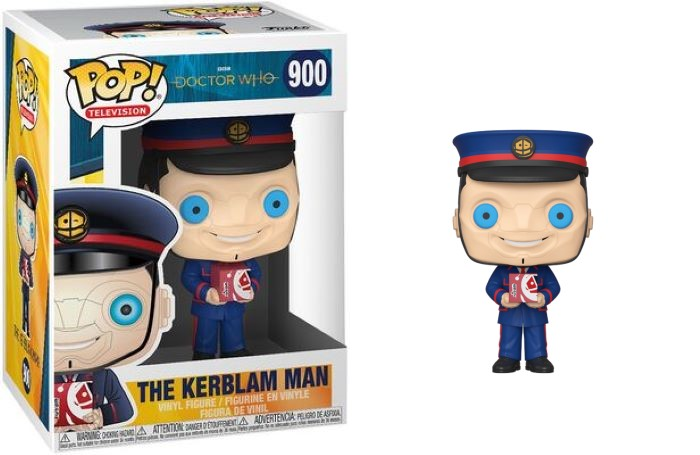 Doctor Who - The Kerblam Man #900