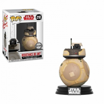 Star Wars Episode VIII - The Last Jedi Resistance BB Unit #220