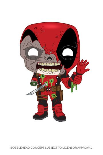Marvel - Zombie Deadpool
