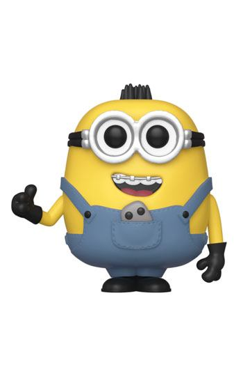 Minions The Rise of Gru - Pet Rock Otto
