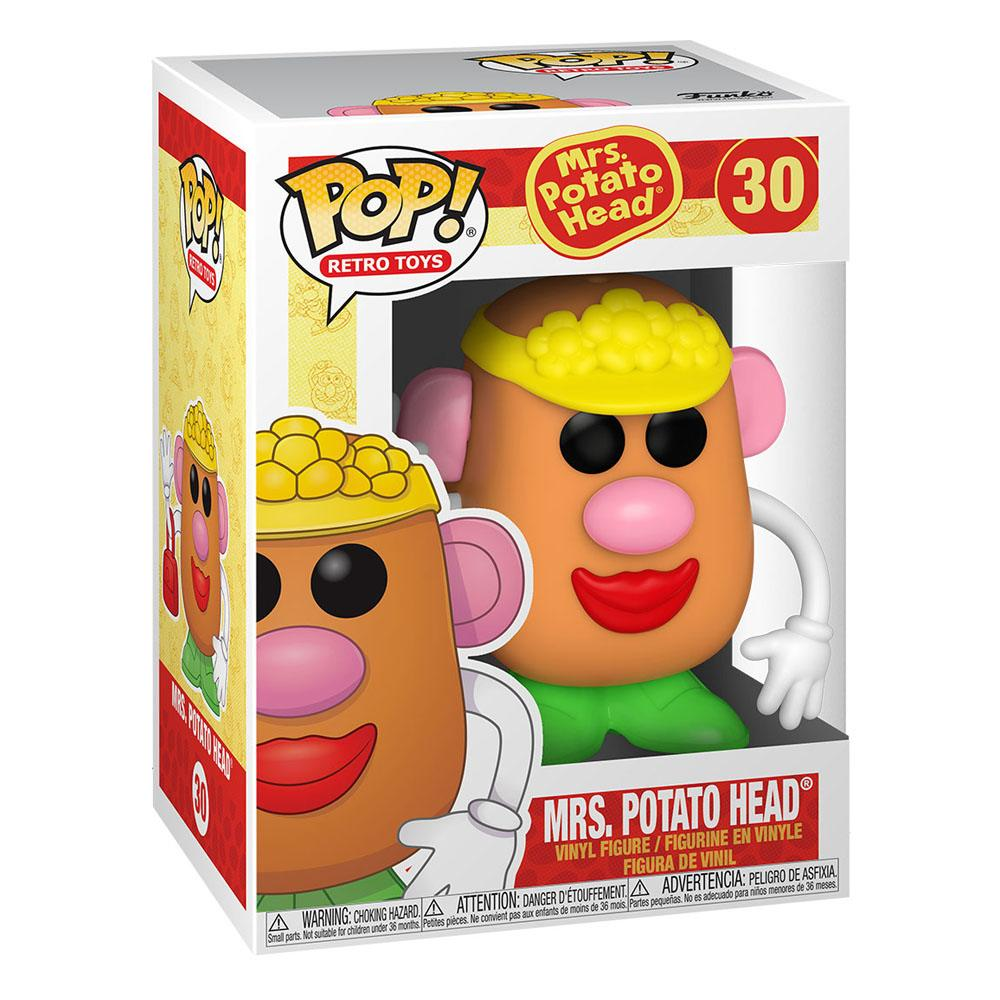Mr. Potato Head - Mrs. Potato #30 (PŘEDOBJEDNÁVKA)