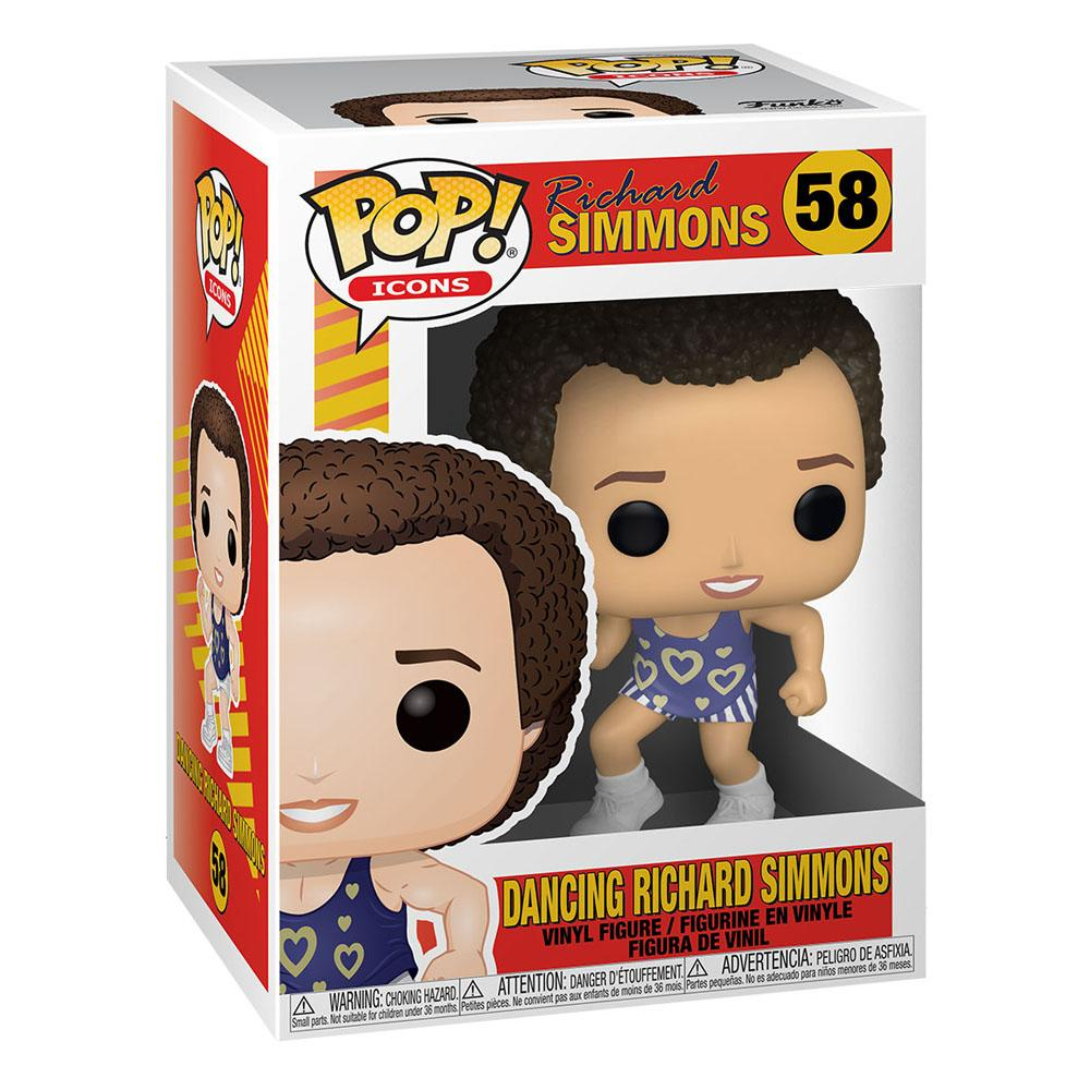 Richard Simmons - Dancing Richard Simmons #58 (PŘEDOBJEDNÁVKA)