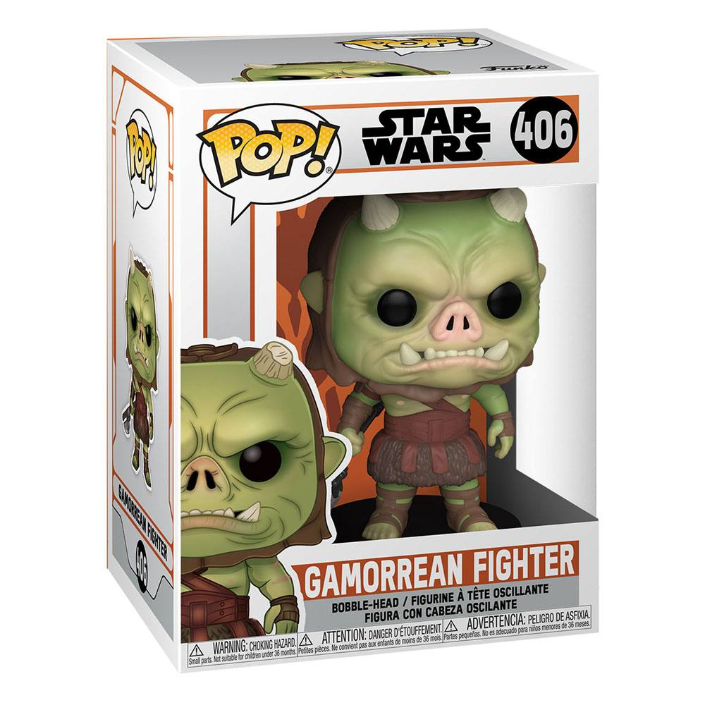 Star Wars: The Mandalorian - Gamorrean Fighter #406 (PŘEDOBJEDNÁVKA)