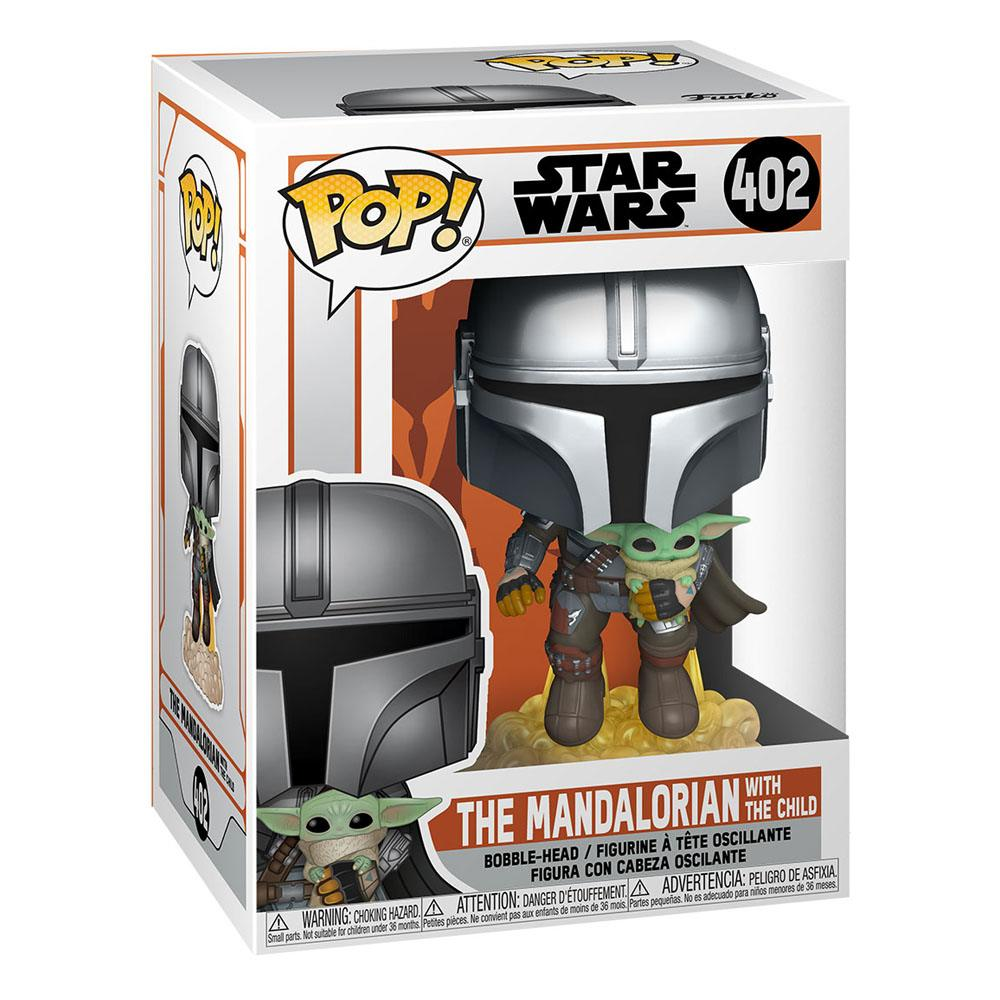 Star Wars: The Mandalorian - The Mandalorian with The Child #402 (PŘEDOBJEDNÁVKA)