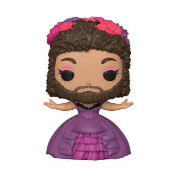 Greatest Showman - Bearded Lady #827