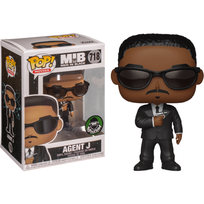Men in Black - Agent J #718 (POPCULTCHA EXL.)