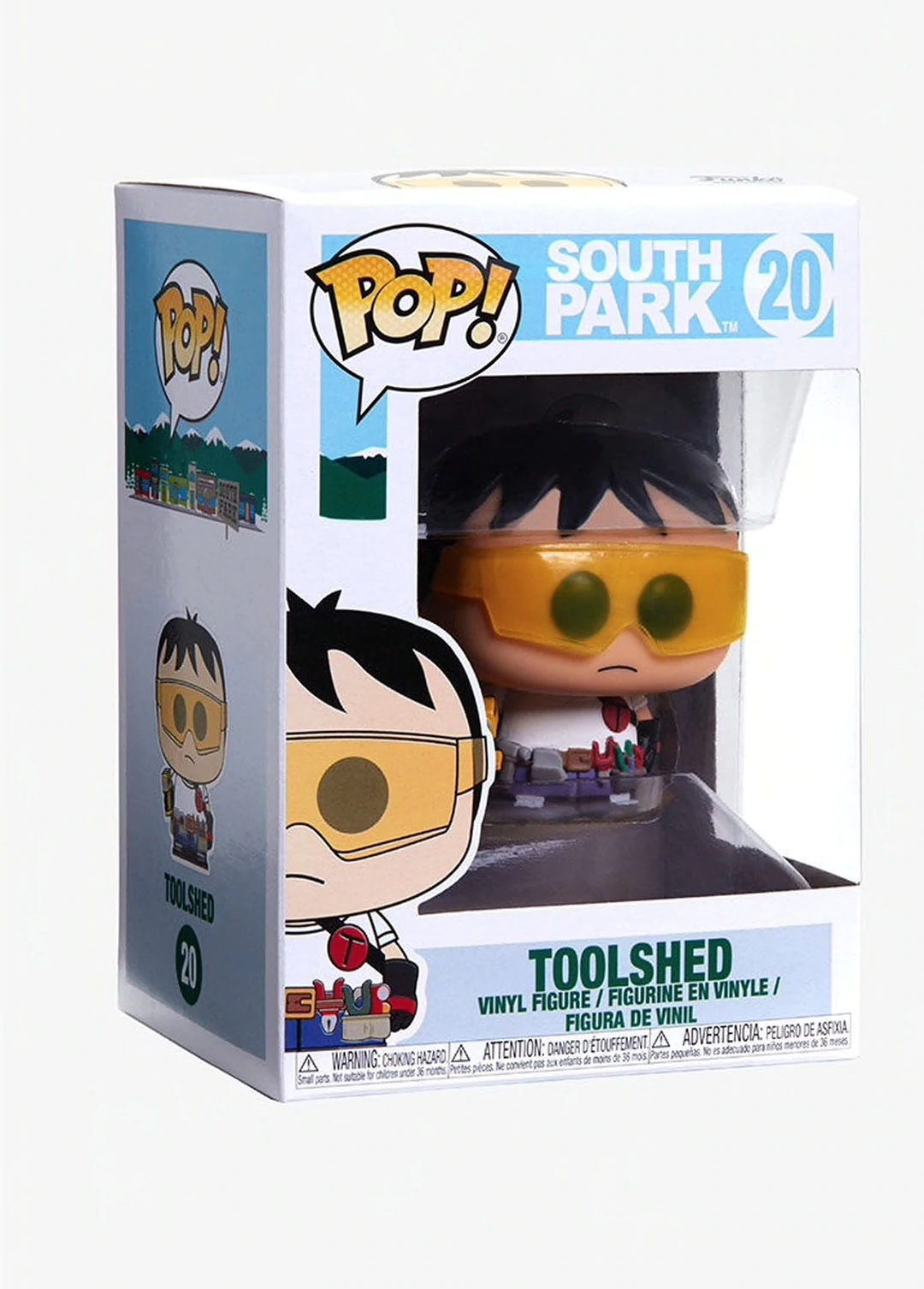 South Park – Toolshed #20