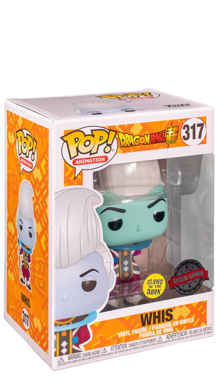 Dragon Ball – Whis #317 Special Edition, GITD