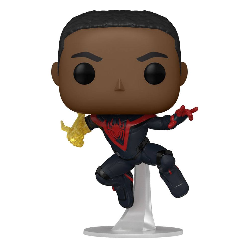 Marvel's Spider-Man - Miles Morales Classic Suit #765 CHASE
