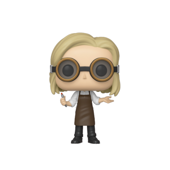 Doctor Who - 13th Doctor w/Goggles #899
