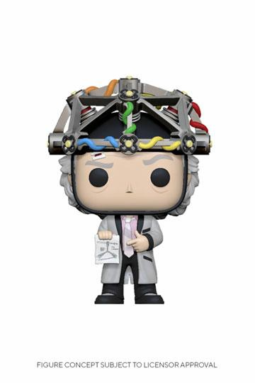 Back to the Future - Doc w/Helmet #959