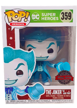 Heroes: DC Comics – The Joker as Jack Frost #359 Special Edition