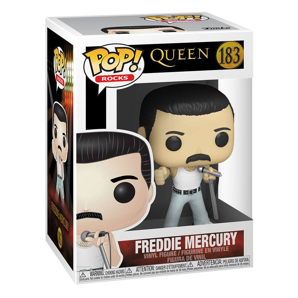 Queen - Freddie Mercury (Radio Gaga) #183