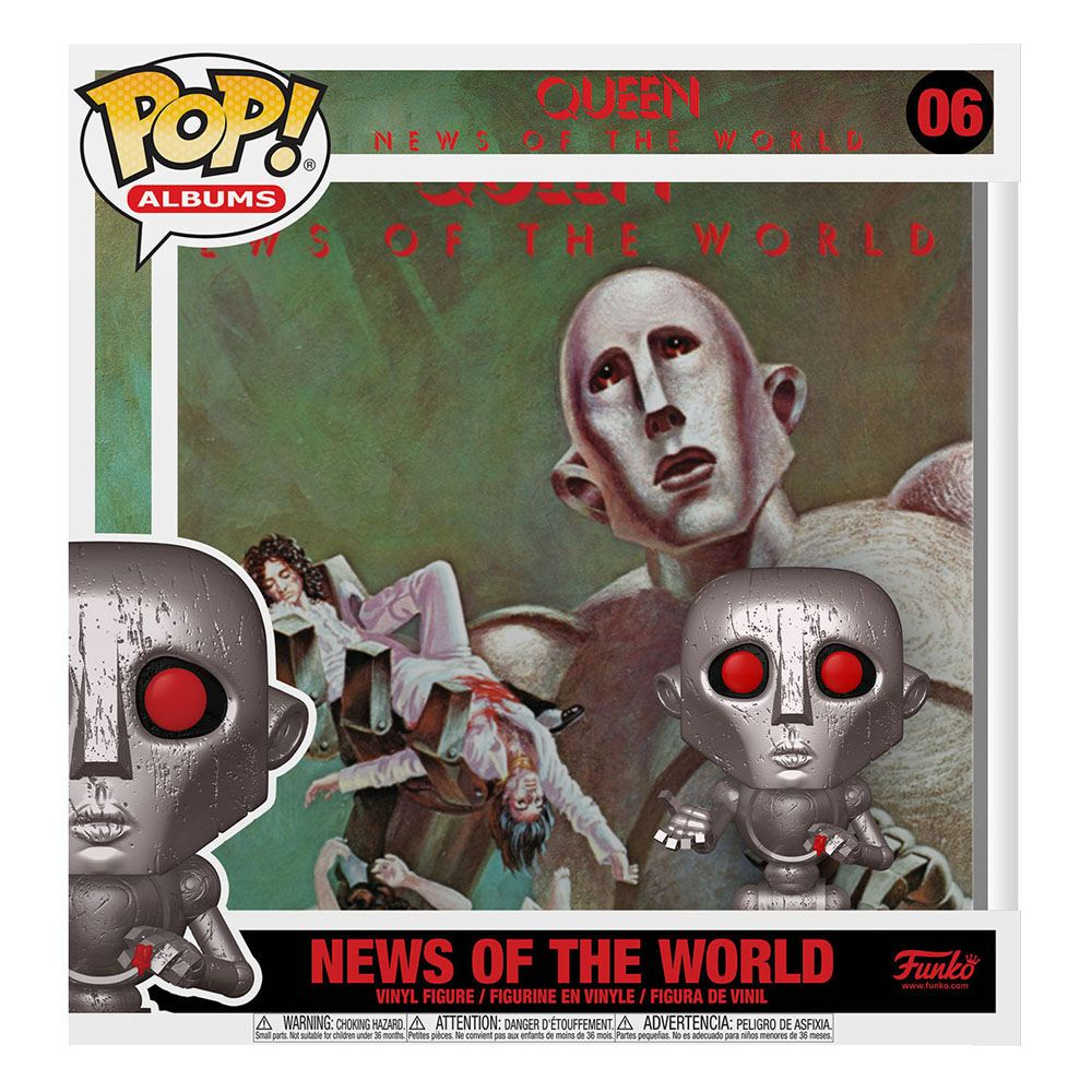 Albums - Queen - News of the World #06 (PŘEDOBJEDNÁVKA)
