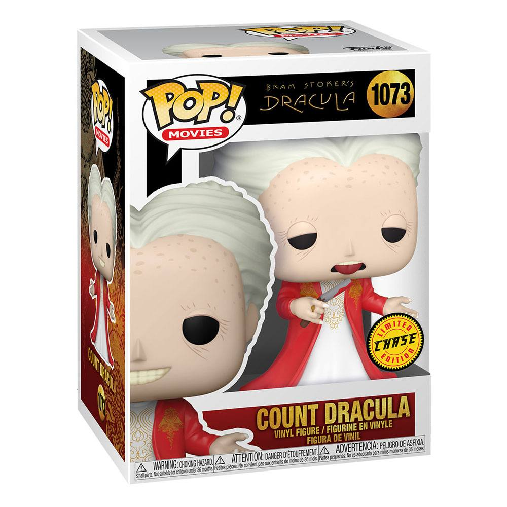 Bram Stoker's Dracula - Count Dracula #1073 (CHASE)
